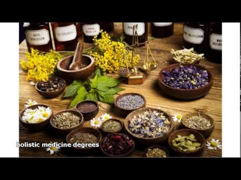 holistic medicine degrees