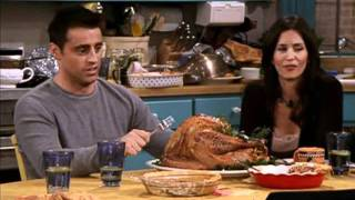 Friends - Thanksgiving and Joey's Turkey