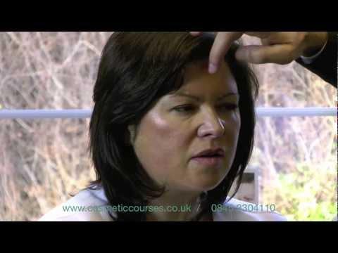 Cosmetics organic facial
