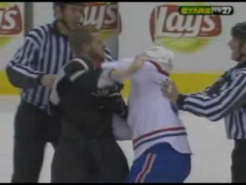 Francis Bouillon vs Steve Ott