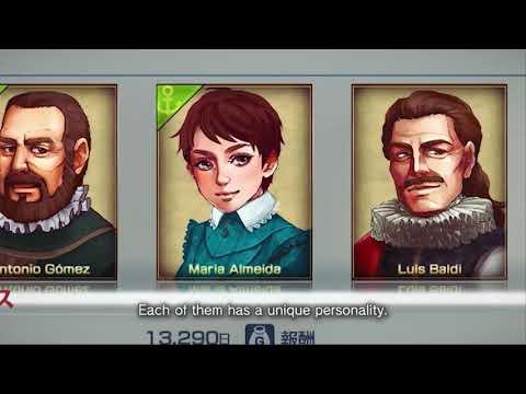 Видео № 0 из игры Neo Atlas 1469 [NSwitch]