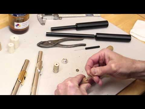 Flute Headjoint Corks Part 2: Removal and Replacement
