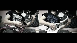 Beast Of Man ( Live Ver. )  / BLACK EARTH ( ARCH ENEMY )  guitar cover