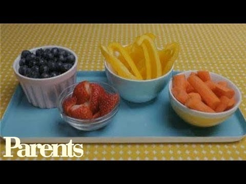 Video What to Eat During Pregnancy: Healthy Snack Ideas | Parents