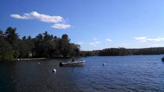 preview picture of video 'Lady Pepperell Lodge Sebago Lake'