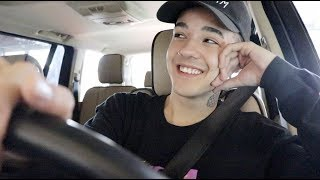 DRIVING WITH RICCO! PT2