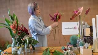 DIY Ramo floral sencillo