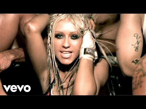 Christina Aguilera - Dirrty (Official Music Video) ft. Redman