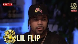 Lil Flip Talks DJ Screw, The Freestyle King, Battle Rapping And More | Drink Champs