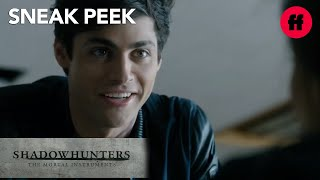 Shadowhunters | Season 1, Episode 6 Sneak Peek: Alec and Izzy Plot