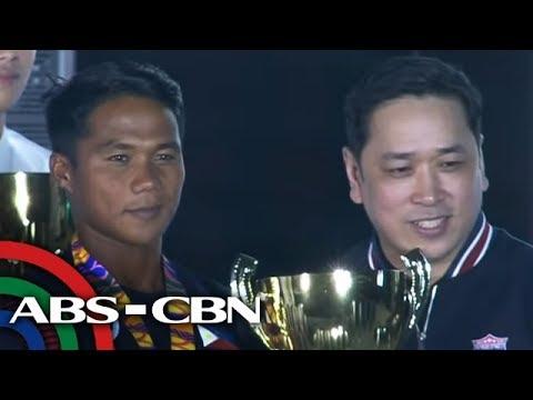 [ABS-CBN]  Husay ng Pinoy bumandera sa closing ceremony ng 30th SEA Games | Bandila