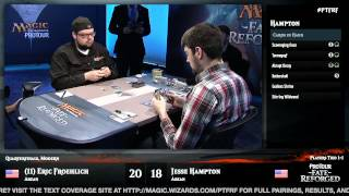 Pro Tour Fate Reforged Quarterfinals (Modern): Eric Froehlich vs. Jesse Hampton