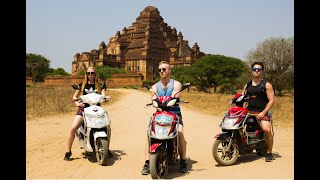 Bagan & Inwa Ancient City - Myanmar