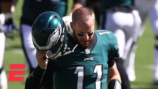 Are Eagles players getting tired of Carson Wentz at quarterback? Will he get benched? | KJZ