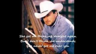 She Never Got Me Over You   Mark Chesnutt