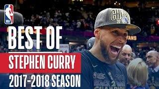 Best of Stephen Curry | 2017-2018 NBA Season