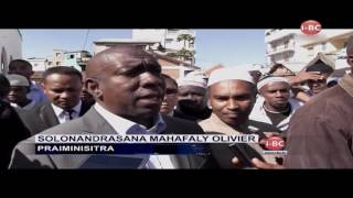Praiministra Mahafaly Olivier by I BC NEWS DU 27 MAI 2017