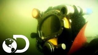 El entrenamiento de los buzos marinos   ¿Cómo lo hacen?   Discovery Latinoamérica