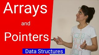 1.4 Pointers and arrays | Data structure