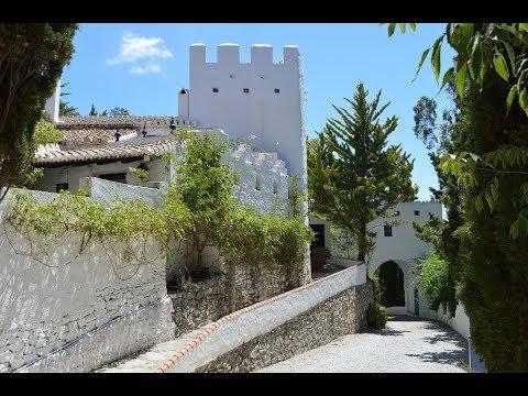 Erleben Sie eine Yoga Reise in das Castillo San Rafael!