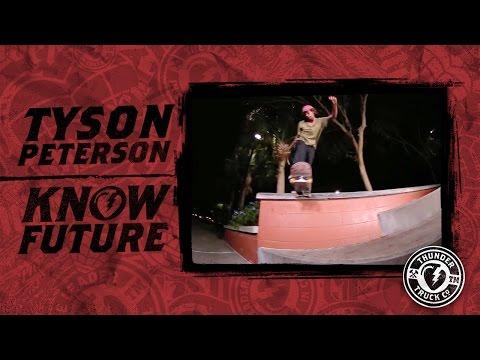 Tyson Peterson : Know Future