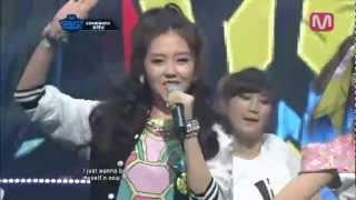 포미닛_Dream Racer(Dream Racer by 4Minute@Mcountdown_2012.04.12)