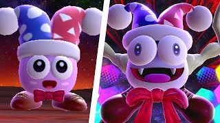 Super Smash Bros Ultimate - Marx Final Boss 9.9 Intensity Kirby Classic Mode