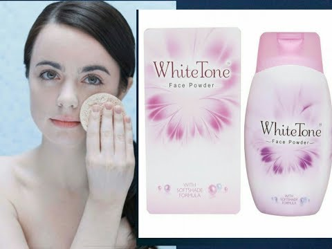 White Tone face powder Review+ Demo ll Magical fairness ll fairness in just few minute..Good or Bad