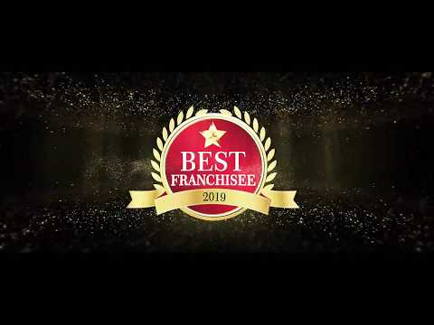 Video The Best Franchisee Award 2019 - Bondan Fahrizal (Bang Aji Arabian Kebab)