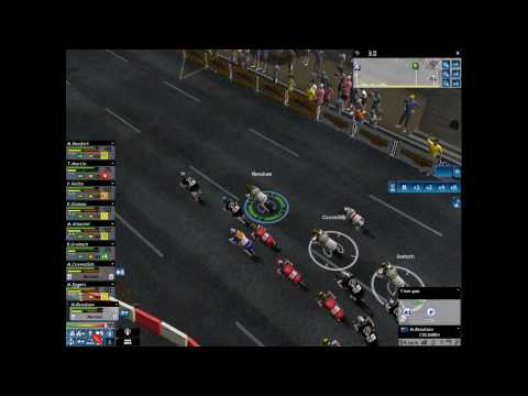 【HD】 Pro Cycling Manager (2010) - Sprint Tutorial