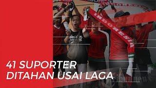 Otoritas Keamanan Malaysia Tangkap 41 Suporter Seusai Laga Timnas Malaysia Vs Indonesia
