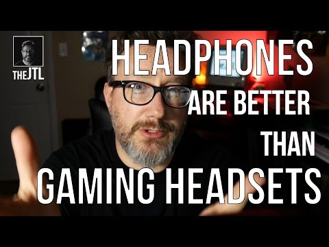 "How To Make The Ultimate Gaming Headset With ""Audiophile"" Headphones Mp3"