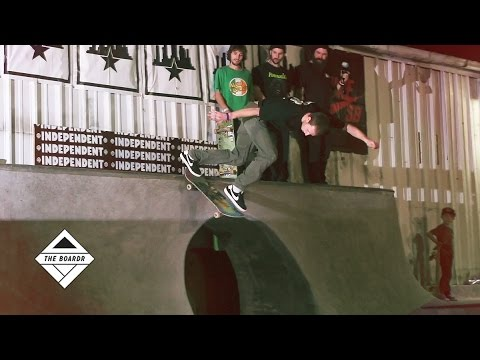 Nike SB Demo with Grant Taylor, Justin Brock, Ishod Wair in Tampa for Tampa Am