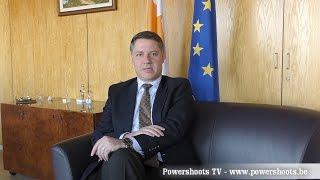 Kornelios Korneliou - Ambassador - Cyprus