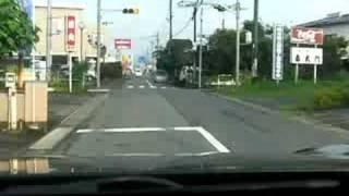 国道445号線#9熊本県人吉市五日町~人吉市下城本町