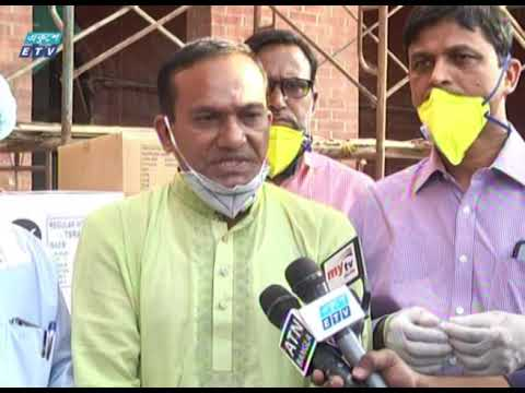 সরকারি ছুটিতে দুর্ভোগে থাকা শ্রমজীবী মানুষের পাশে দাঁড়িয়েছে ঢাকা জেলা প্রশাসন | ETV News