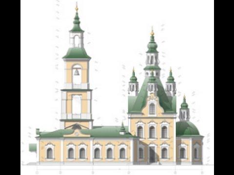 Церковь в цыпино
