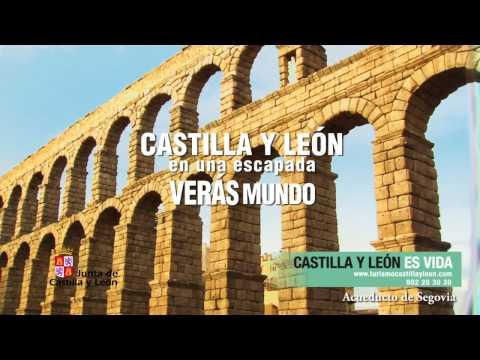 Spot Verás Mundo Segovia