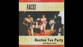 FACES live BOSTON TEA PARTY, 27.03.1970 (Around the Plynth)