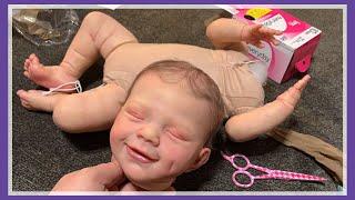 How A Reborn Baby Doll Is Born | Nlovewithreborns2011