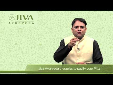 Jiva Panchakarma Therapy for Pitta Dosha