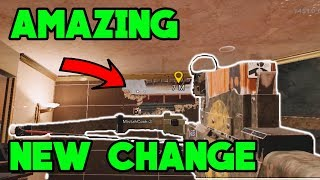 NEW PATCH - Finding Tricks and Cool Stuff - Rainbow Six Siege Gameplay - Operation Burnt Horizon