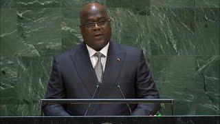 Who is president of democratic republic of congo