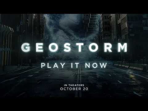 Geostorm Official Game Trailer - Download today! thumbnail