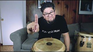 How To Play A Tumbao On 1 Conga