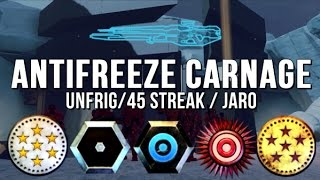 ANTIFREEZE CARNAGE  - Unfrig & Inconceivable Perfection W/ Jaro