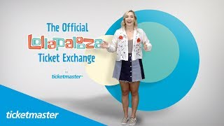 The Official Lollapalooza Ticket Exchange by Ticketmaster