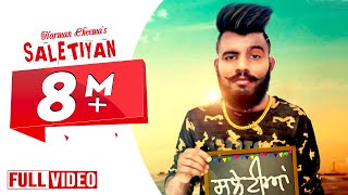 Saletiyan Ft Randy J  Harman Cheema