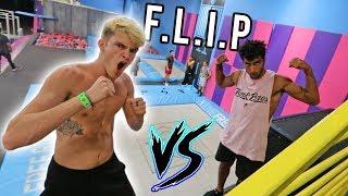 GAME OF FLIP VS FLIPPING EXPERT!