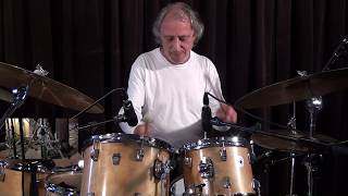 Pierre van der Linden 8 Language Of Drum Sound